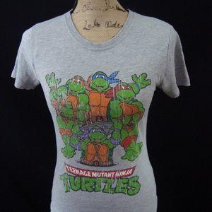 Tops - **TMNT Teenage Mutant Ninja Turtles Shirt Grey